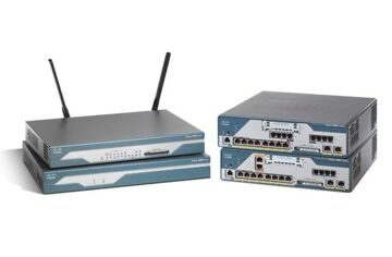 Маршрутизаторы Cisco 1800 series