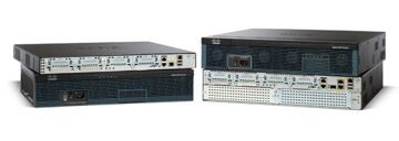 Маршрутизаторы Cisco 2900 series